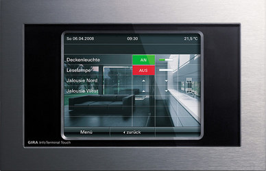 innosys gmbh info terminal touch. Black Bedroom Furniture Sets. Home Design Ideas